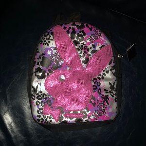 Handbags - Authentic Playboy bunny mini backpack retro